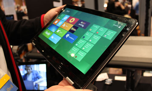 Lenovo IdeaPad YOGA tablet