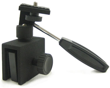 Car door or window camera mount tripod