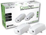 GameNet Ethernet over Powerline Adapter