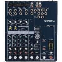 Yamaha MG82CX mixer built-in compressor