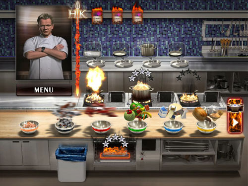 Hell S Kitchen Game For Iphone