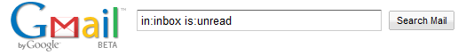 View Unread Gmail Messages