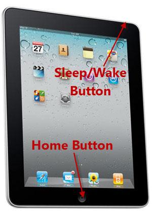 How to take an ipad screenshot and email the screen capture jake