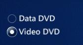 burn windows media center video dvd