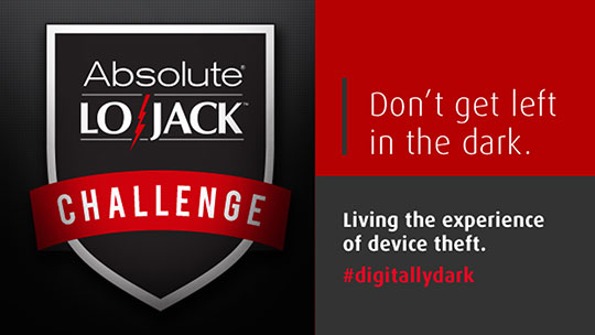 Absolute LoJack Challenge