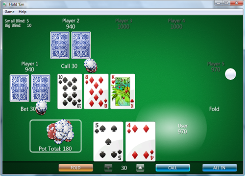 Holdem manager old version